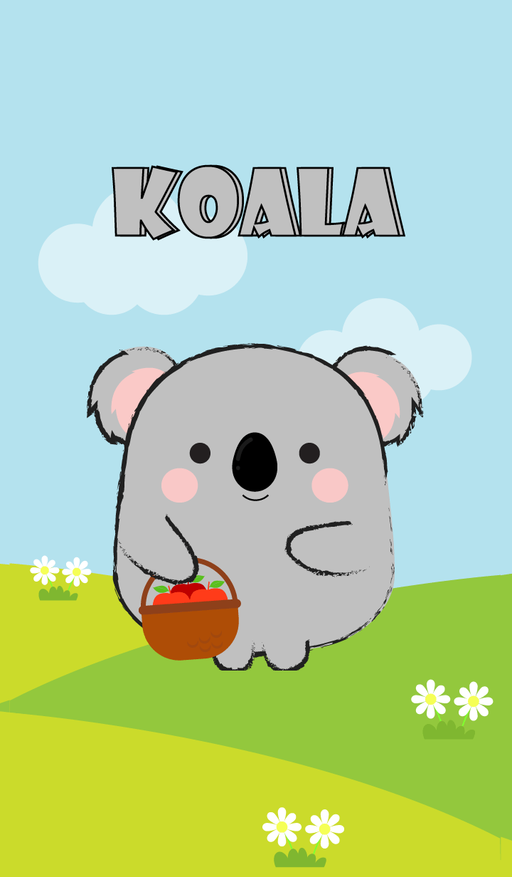 Pretty Fat Koala Theme