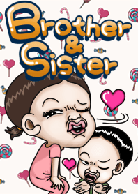 Sister and brother5