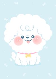 Peep-bo puppy _ blue