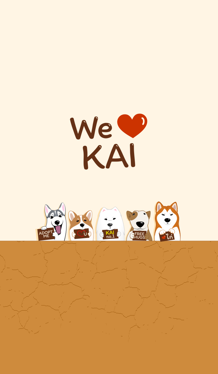 We love KAI
