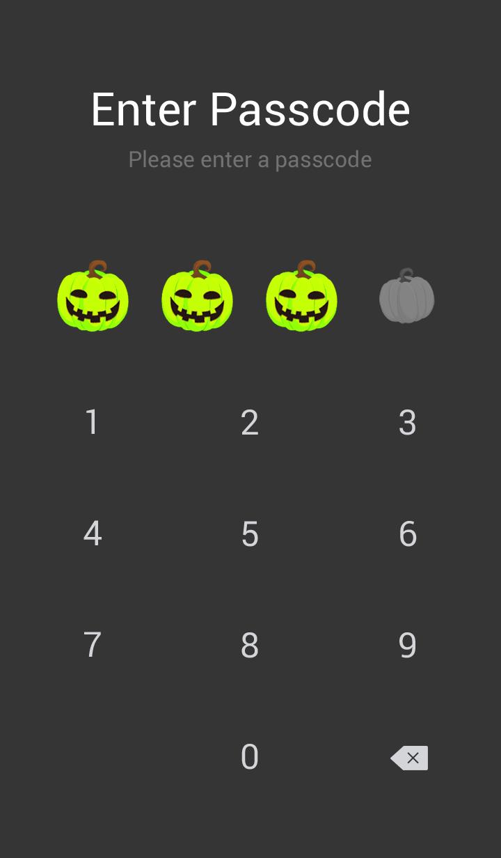 DARK DEVIL Green theme