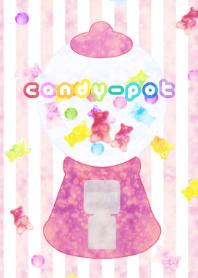 The candy pot cute dream