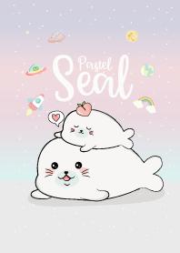 Seal Cute (Space Pastel)