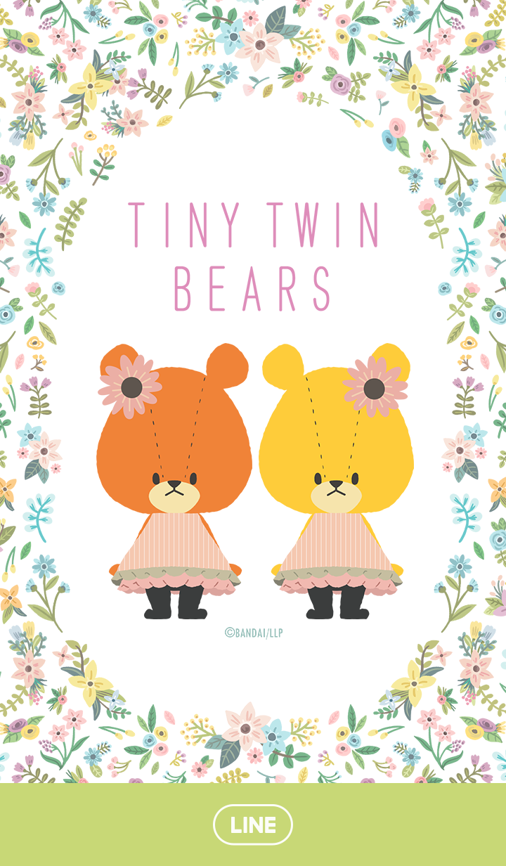 TINY☆TWIN☆BEARS: Botanical