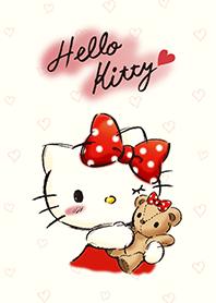 Hello Kitty(手繪畫風篇)