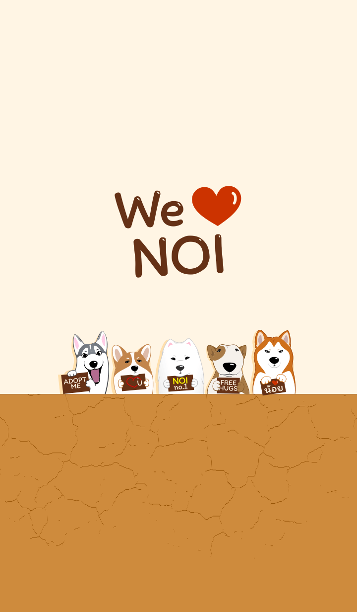 We love NOI