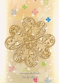 -Increase all of luck- Lucky clover