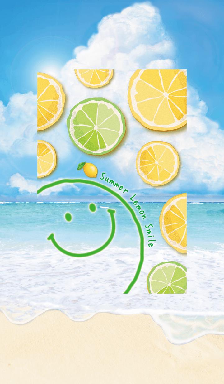Summer Lemon Smile*