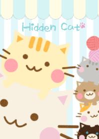 Hidden cat Big for world