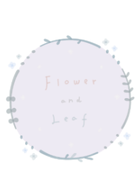 Flower and Leaf