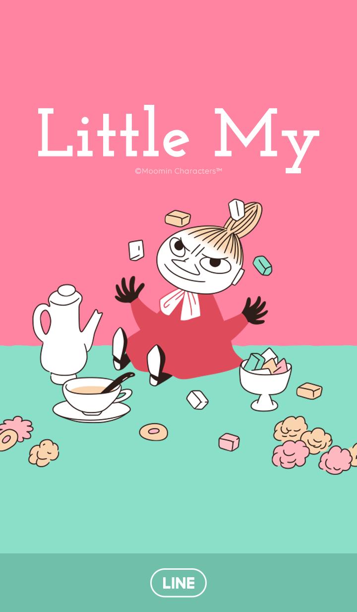Little My จิบน้ำชา