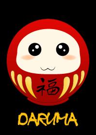Kawaii Daruma Doll Theme