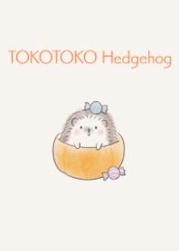 TOKOTOKO Hedgehog [Halloween]