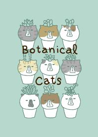Botanical cats