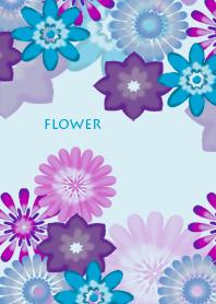 A flower is much.BU