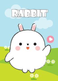 Pretty Fat White Rabbit Theme