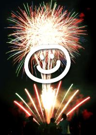 freedom Smile2 -fireworks2-joc