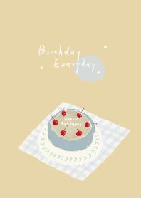 Birthday Everyday