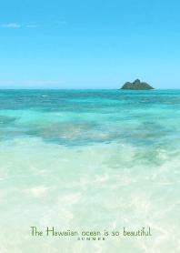 Hawaiian ocean is so beautiful-SUMMER-12