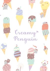 Creamy Penguin
