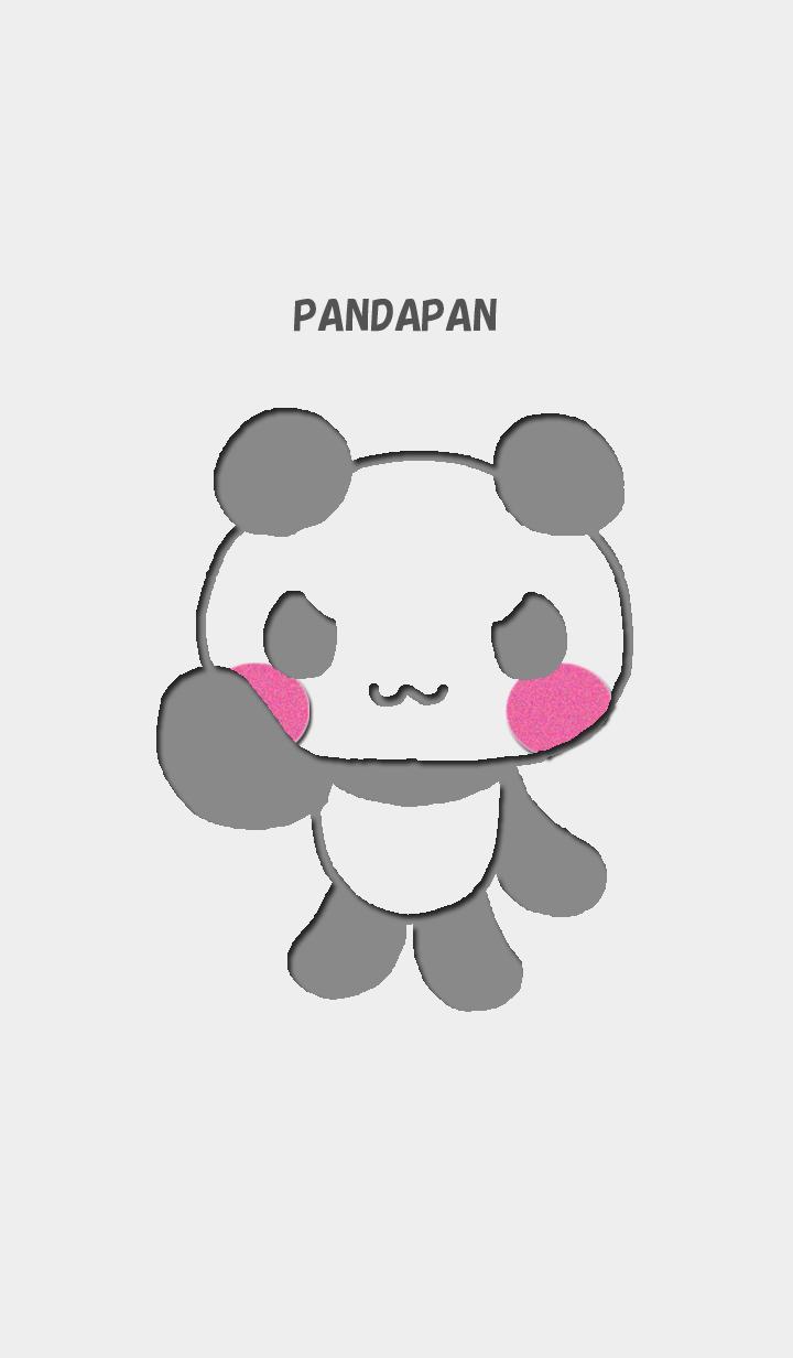 PANDAPAN GRAY
