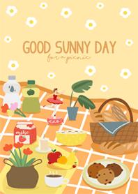 GOOD SUNNY DAY