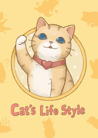 Cat's Life Style 貓咪日和