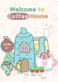 歡迎光臨~咖啡屋