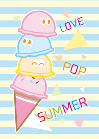 Retro Pop Summer! #pop