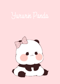 Yururin panda Girl -Autumn-
