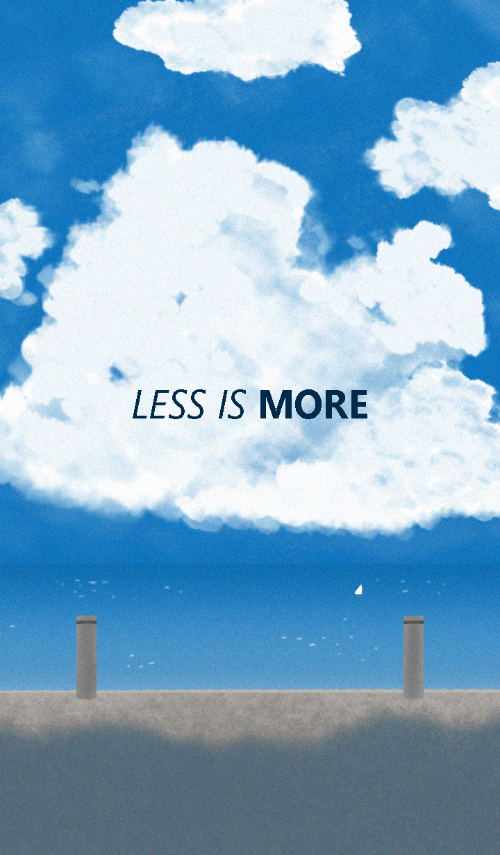 Less is more - #35 Nature