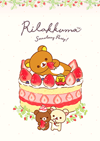 Rilakkuma~Strawberry Party~