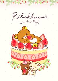 Rilakkuma~Strawberry Party~