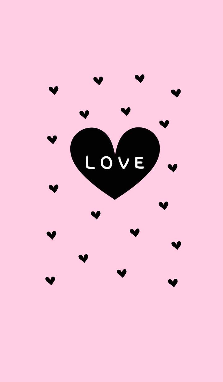 Cute heart pattern.1.