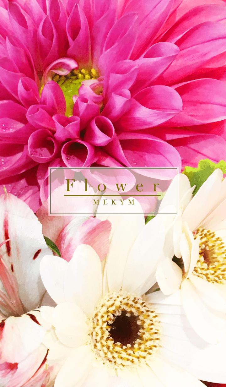 Flower Flower 3 -MEKYM-