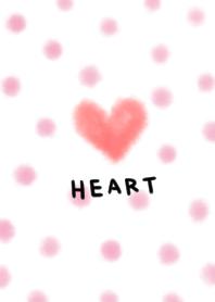 Aquarelle x dewdrop + heart