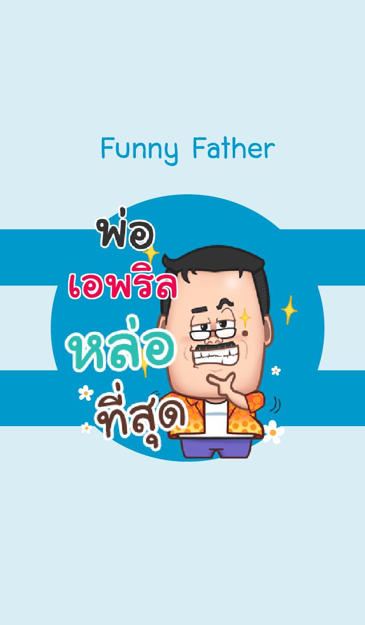 APRIL funny father V06