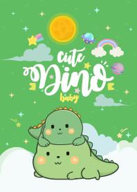 Dinosaur Baby Green Day