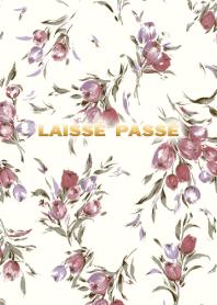 LAISSE PASSE -Tulip Bouquet-