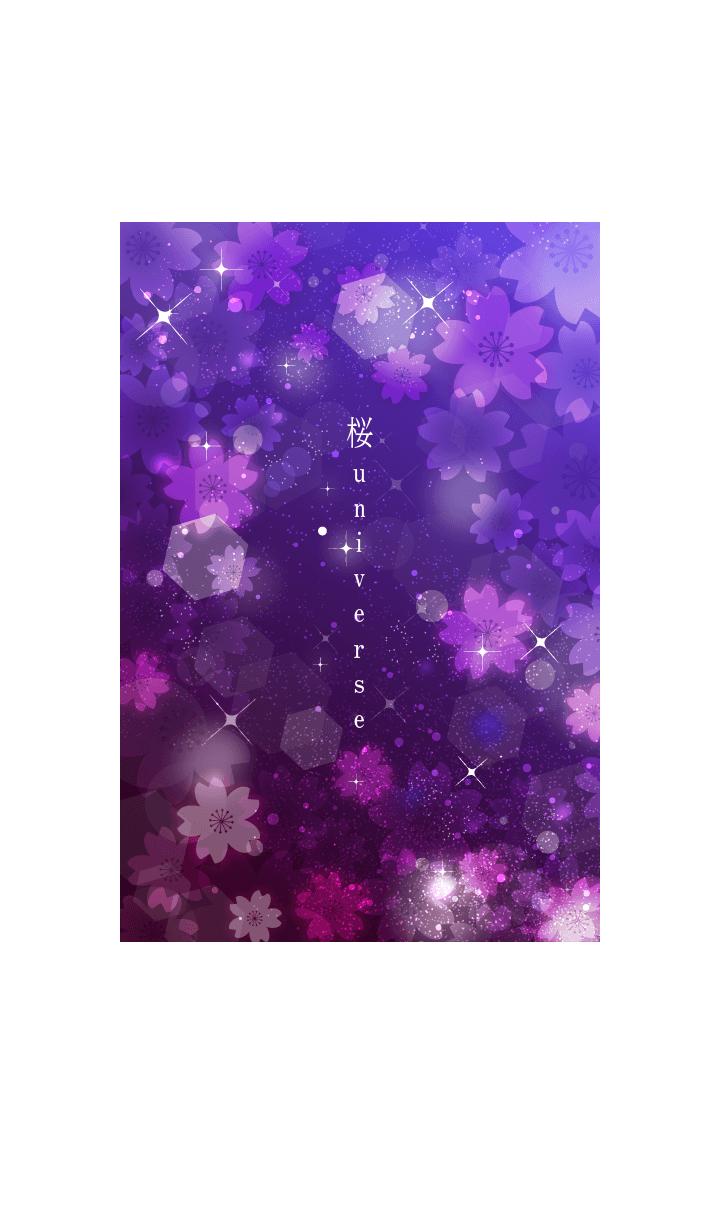 Cherry tree universe 4 J