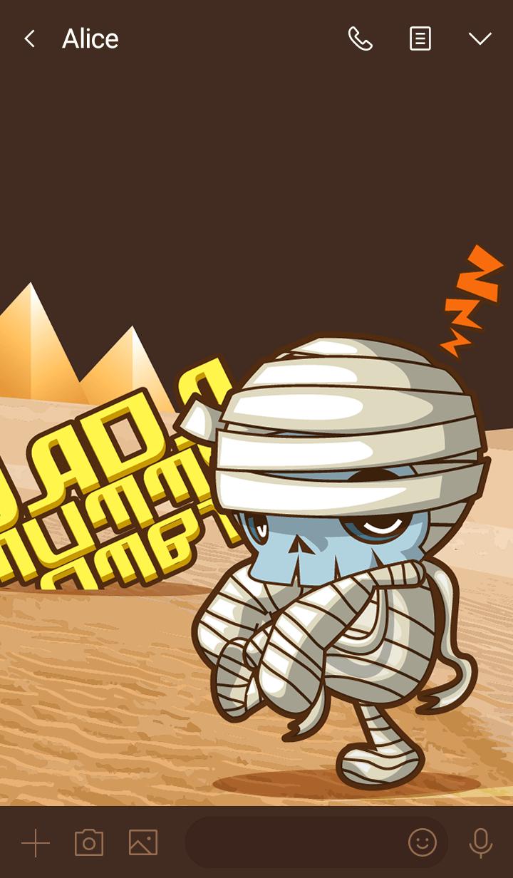 DADA Mummy Zombie