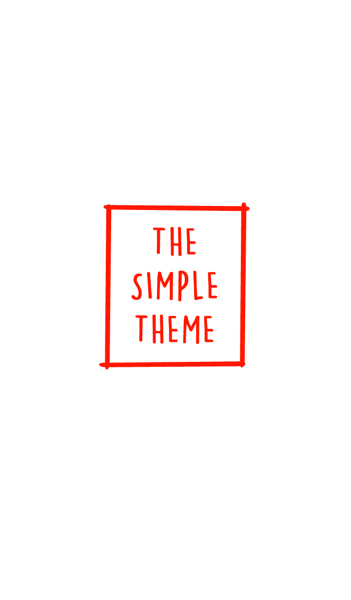 THE SIMPLE 01