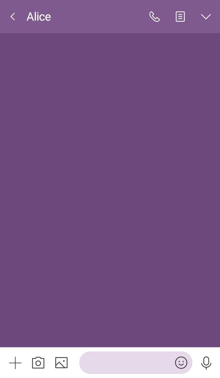 simple Halloween(purple3)