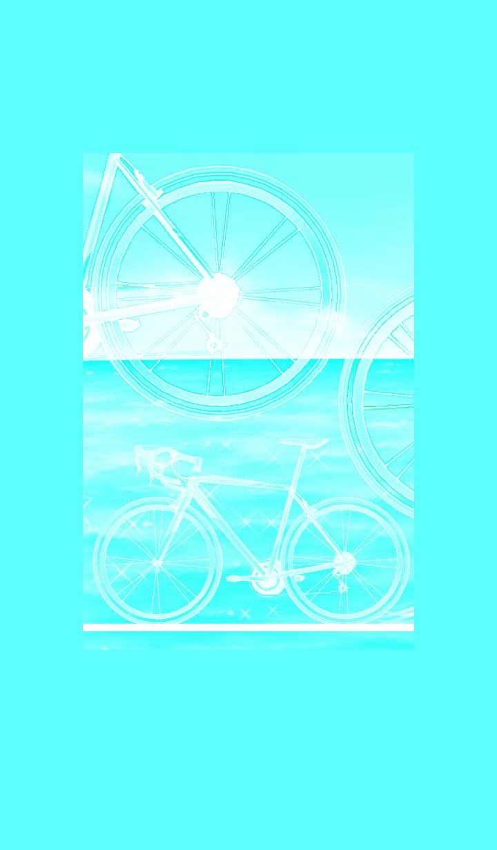 島と海とサイクリング #cool