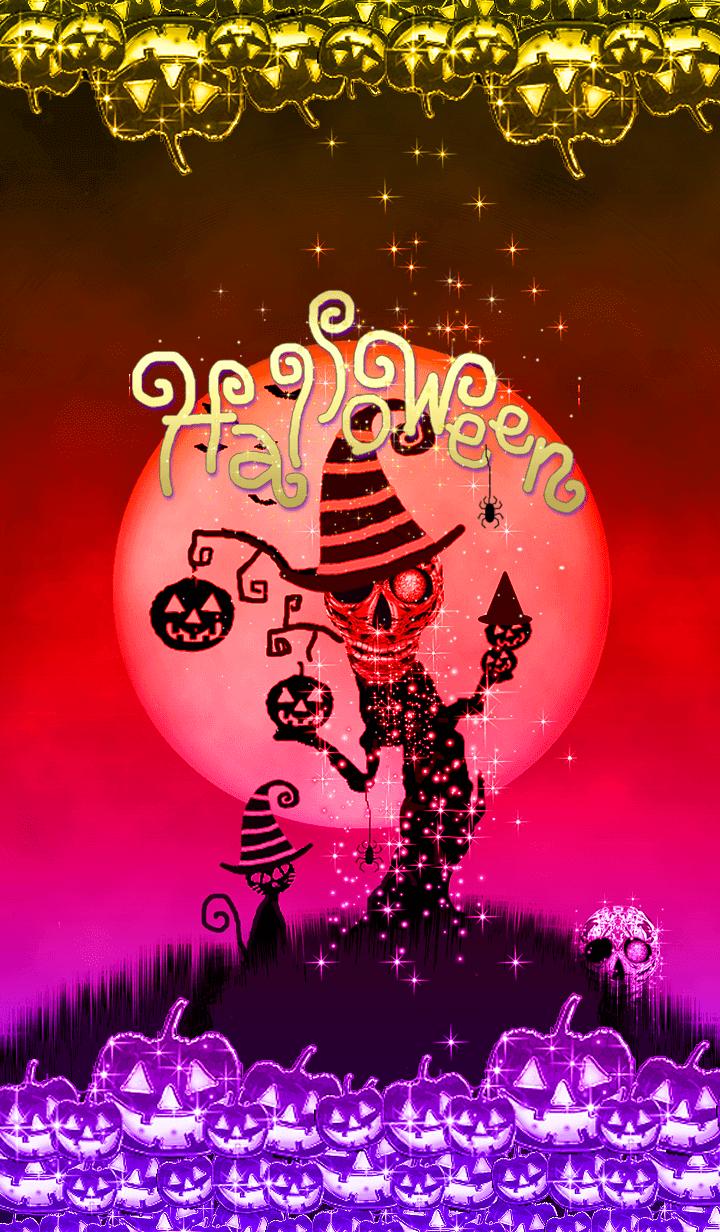 Skull Happy Halloween2019 #57-1