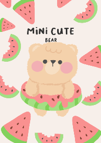 mini cute bear