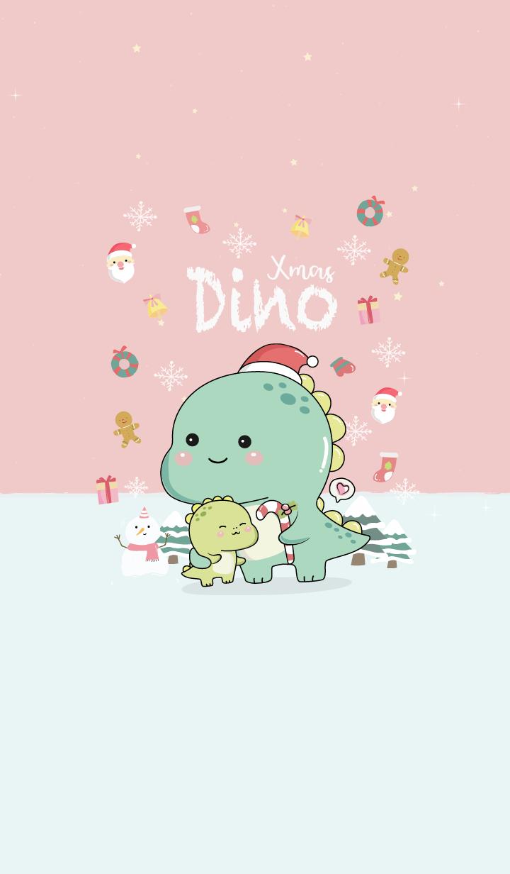 Dinosaurs Xmas.