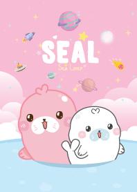Seal Ocean Pink