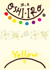 I found my OSHI-IRO , Yellow-100