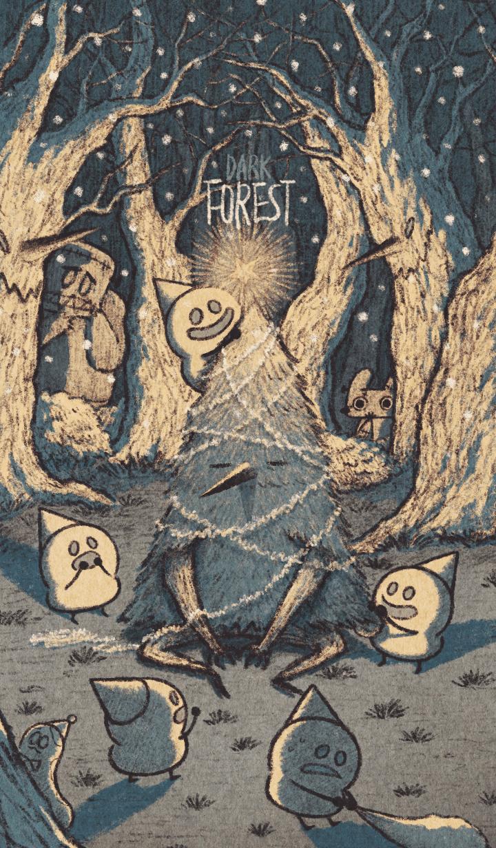 Hey Bu!-Dark Forest ver.3
